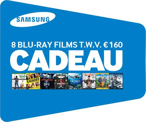 8 films t.w.v. 160,- euro