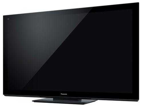 Panasonic VT30 3D Plasma TV 2011