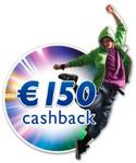 €150,- CASHBACK PHILIPS