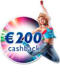 €200,- CASHBACK PHILIPS