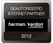 Geautoriseerde internet-partner Harman Kardon