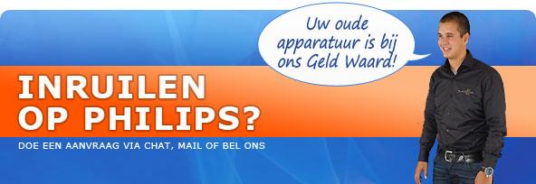 Inruilen op Philips?