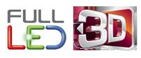 LG Full HD LED 3D