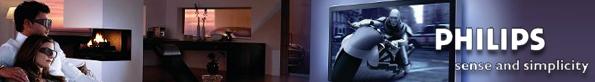 Philips LCD LED 3D TV