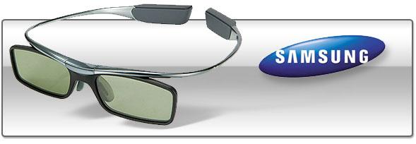 Samsung 3D Ultra Lichte 3D bril