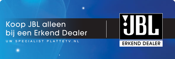 JBL erkend dealer